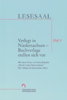 Verlegt in Niedersachsen - Buchverlage stellen sich vor