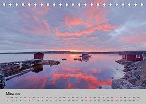 Neufundland 2022 (Tischkalender 2022 DIN A5 quer)