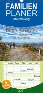 Buen Camino - pilgern auf dem Jakobsweg - Camino Francés - Famil