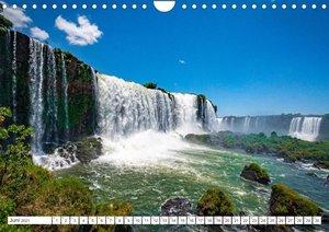 Bilder aus Brasilien (Wandkalender 2021 DIN A4 quer)