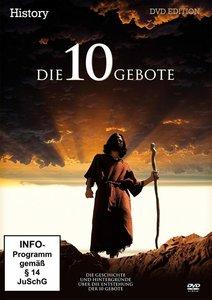 History-Die zehn Gebote