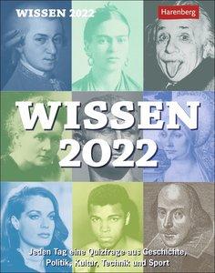 Wissen Kalender 2022