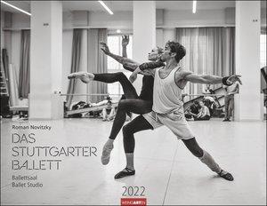 Ballettsaal - Stuttgarter Ballett Kalender 2022