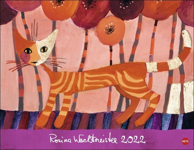 Rosina Wachtmeister Posterkalender 2022