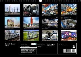 Kennedy Space Center (Wandkalender 2021 DIN A3 quer)