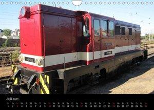 Sächsische Dampfeisenbahnen 2022 (Wandkalender 2022 DIN A4 quer)