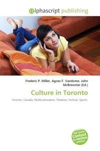 Culture in Toronto