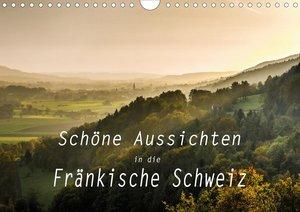 Schöne Aussichten in die Fränkische Schweiz (Wandkalender 2021 D