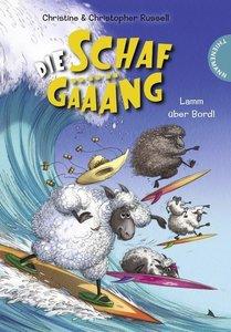 Die Schafgäääng - Lamm über Bord!