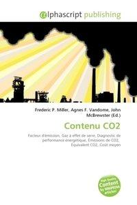 Contenu CO2