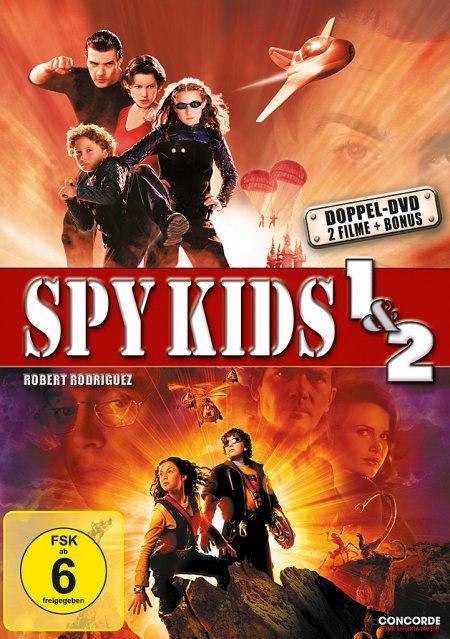 Spy Kids-Doppel-DVD (DVD)