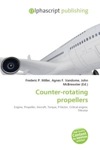 Counter-rotating propellers