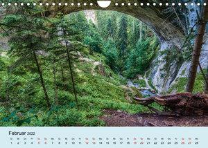 Unbekanntes Bulgarien (Wandkalender 2022 DIN A4 quer)