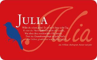Frühstücksbrettchen »Julia«