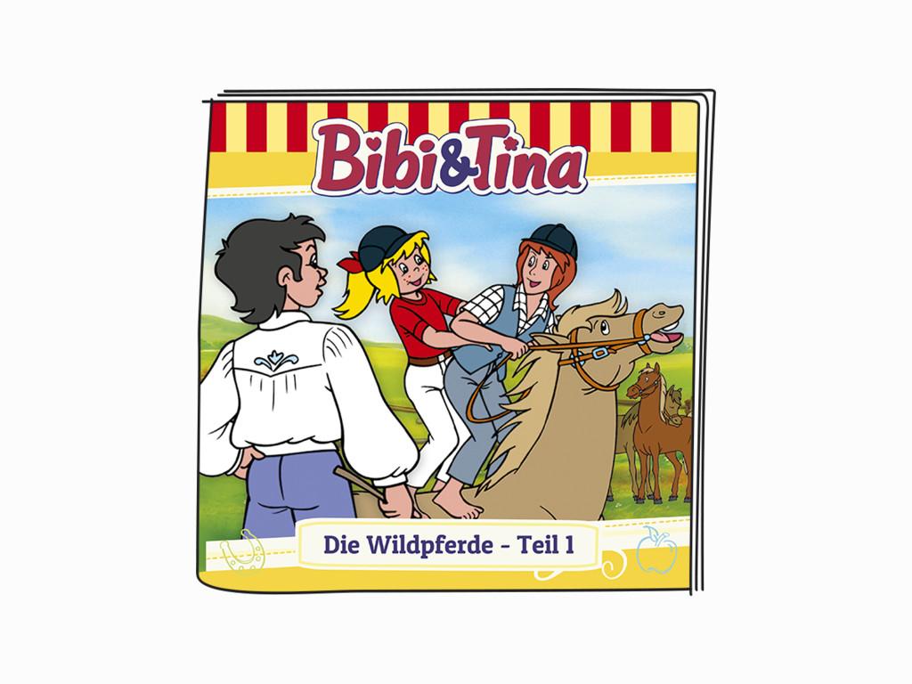 01-0036 Tonie-Bibi und Tina - Die Wildpferde - Teil 1