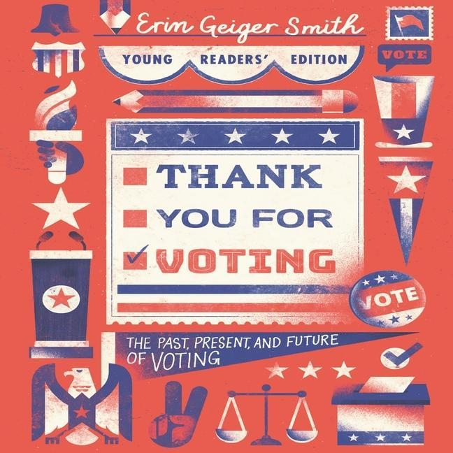 Thank You for Voting Young Readers\' Edition