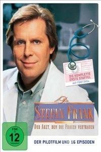 Dr. Stefan Frank - Der Pilotfilm und 16 Episoden (5 DVDs)
