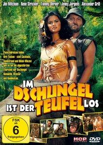 Im Dschungel ist der Teufel los, 1 DVD
