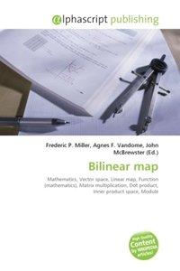 Bilinear map