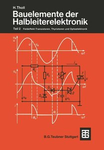 Bauelemente der Halbleiterelektronik