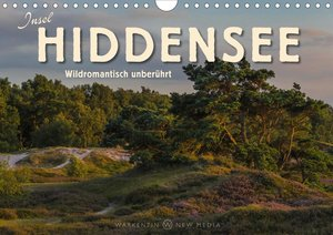 Insel Hiddensee - Wildromantisch unberührt (Wandkalender 2021 DI