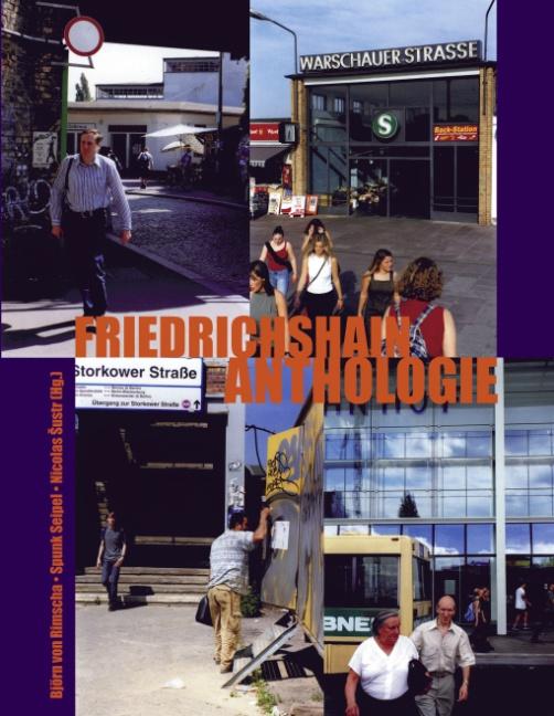 Friedrichshain-Anthologie