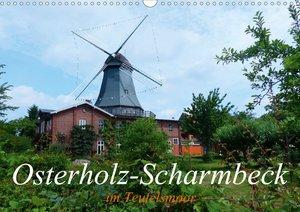 Osterholz-Scharmbeck im Teufelsmoor (Wandkalender 2021 DIN A3 qu