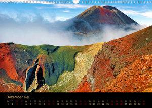 Südseetraum Neuseeland (Wandkalender 2022 DIN A3 quer)
