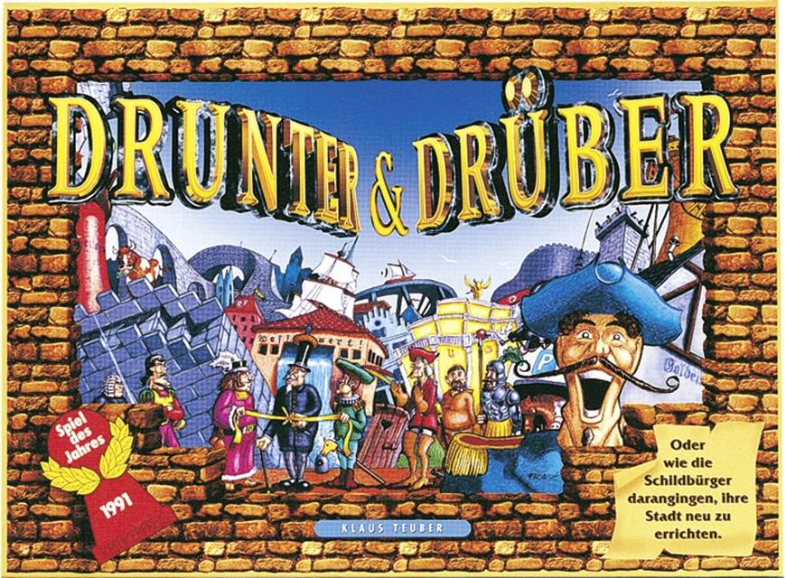 Schmidt Spiele 48104 - Drunter & Drüber