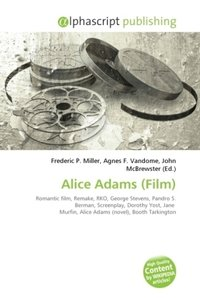 Alice Adams (Film)