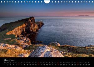 Scotland Alba (Wall Calendar 2022 DIN A4 Landscape)