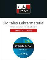 Politik & Co. Neu 5/6 Nordrhein-Westfalen click & teach Box