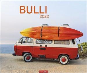 Bulli Edition Kalender 2022