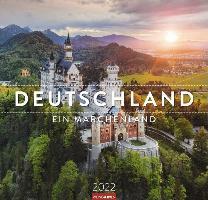 Deutschland - Ein Märchenland Kalender 2022