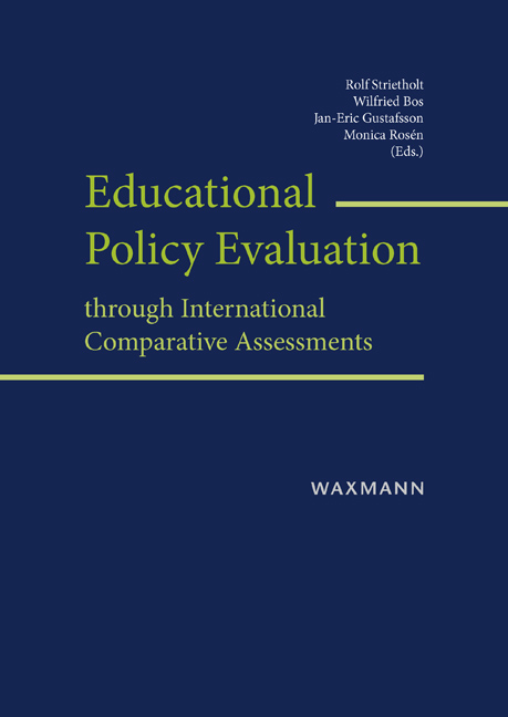 Educational Policy Evaluation through International Comparative