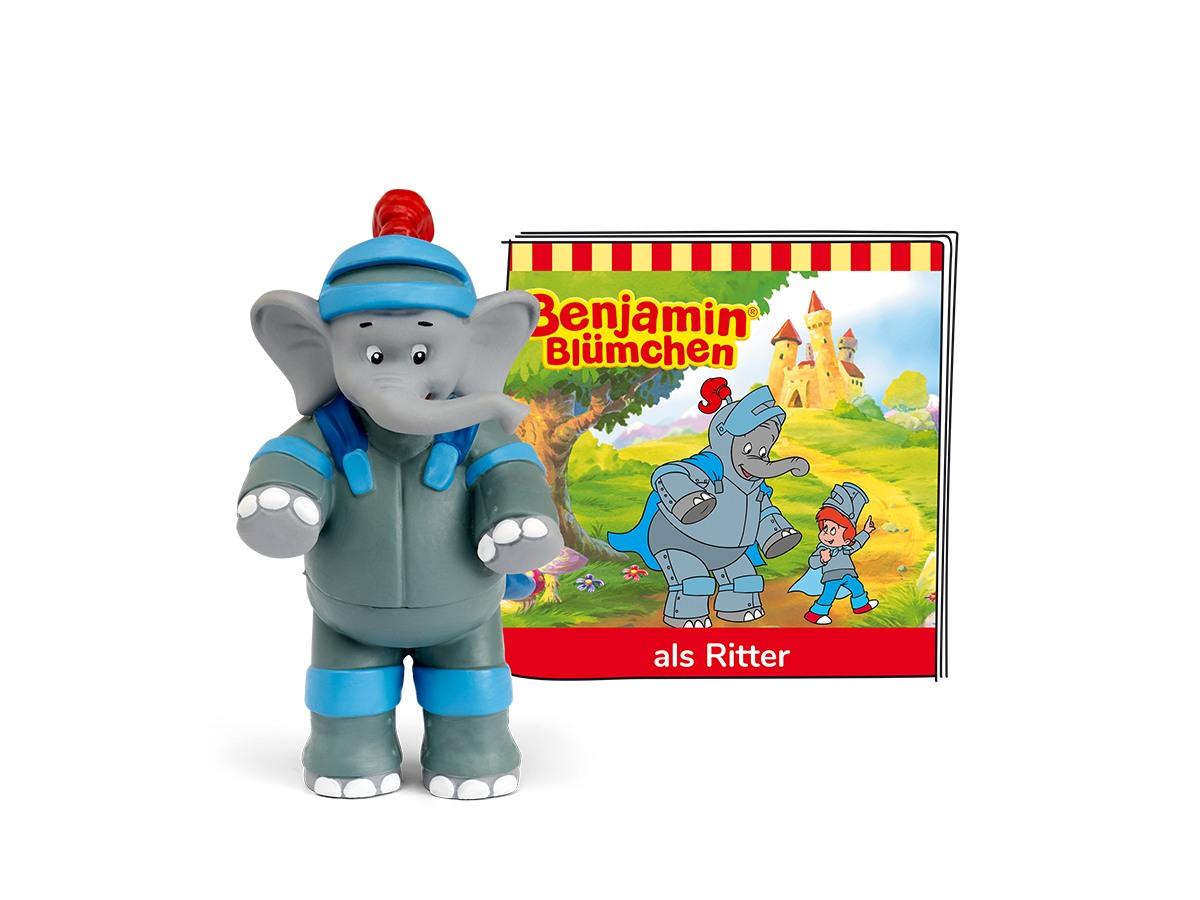 01-0173 Tonie-Benjamin Blümchen - Benjamin als Ritter