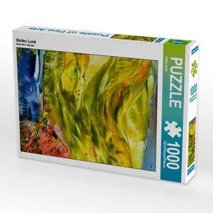 CALVENDO Puzzle Weites Land 1000 Teile Puzzle hoch