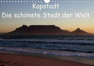 Kapstadt - Die schönste Stadt der Welt (Wandkalender 2021 DIN A4