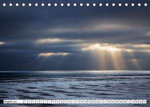 Amrum. Natur und Landschaften (Tischkalender 2022 DIN A5 quer)