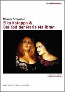 Eika Katappa / Der Tod der Maria Malibran, 2 DVDs