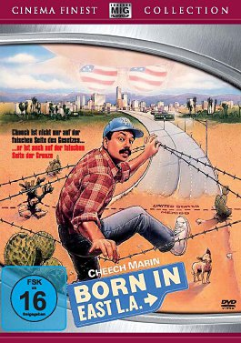 Cheech Marin - Born in East L.A.