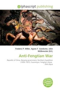 Anti-Fengtian War