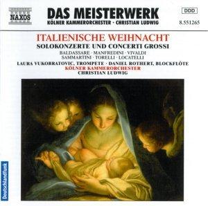Italienische Weihnacht, 1 Audio-CD