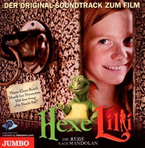 Hexe Lilli 2 - Die Reise nach Mandolan, 1 Audio-CD