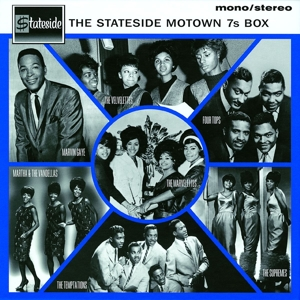 The Stateside Motown 7s Vinyl Box (Ltd.Edt.)