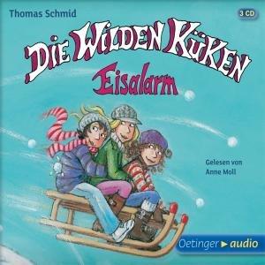 Die Wilden Küken, Eisalarm, 3 Audio-CDs