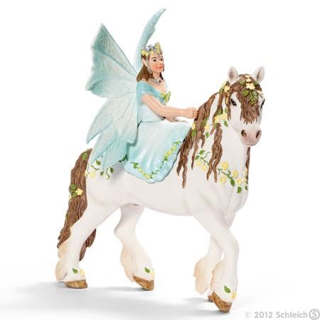 Schleich 70452 - Bayala: Eyela zu Pferd
