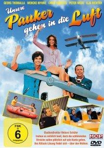 Unsere Pauker gehen in die Luft, 1 DVD