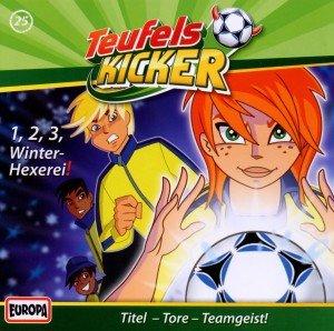 Teufelskicker 25. 1 - 2 - 3 - Winter-Hexerei!