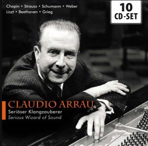Seriöser Klangzauberer. Serious Wizard of Sound, 10 Audio-CDs